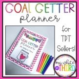 Planner for TPT Sellers - Goal Getter Planner