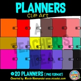 Planners Clip Art Commercial Use
