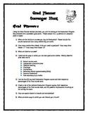 Planning 10 - Grad Plan Scavenger Hunt
