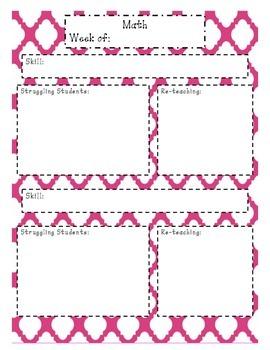 Planning Book