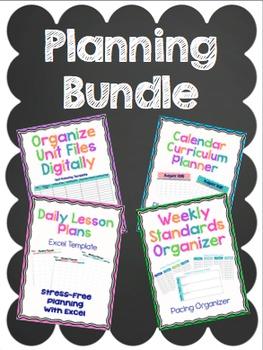 Planning Bundle! 50% off!