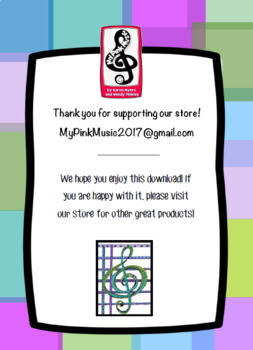 MUSIC Symbol Coloring pages (Zen Doodle Design) : Any class or MUSIC room
