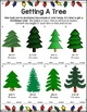 Planning Christmas Math Project: {DIFFERENTIATED} Real World Math Project
