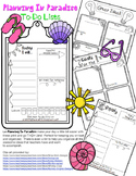Planning In Paradise Clipboard To-Do Lists