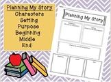 Planning My Story Organizer!