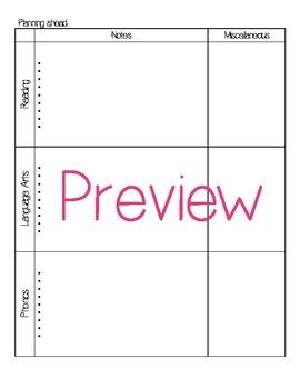 Planning Poppy