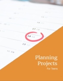 Planning Projects for Teens