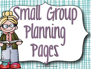 Planning READING Stations FREEBIE