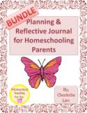 Planning & Reflective Journal for Homeschooling Parents
