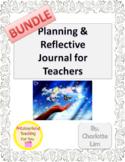 Planning & Reflective Journal for Teachers