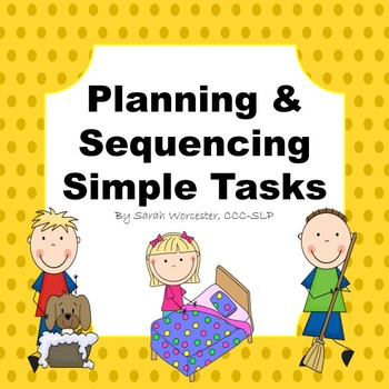 Sequencing Simple Tasks for Expressive Language