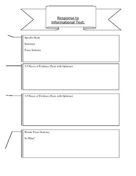 essay planning frames Cross-curricular prepared planning and resources for primary teachers planning a new topic can be tricky and time-consuming  activity cards or writing frames.