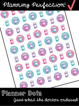 Planning Stickers: Just What the Doctor Ordered!