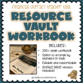 Planning Workbook for Financial Literacy Teachers