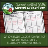 Planning Workbook for the FFA Officer Team