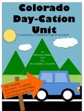 """Planning a Colorado """"Day-cation"""" Vacation Interdisciplinar"""
