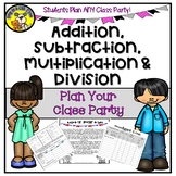 Plan Your Own Class Party!