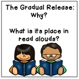 Planning a Read Aloud with the Gradual Release