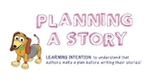 Planning a Story