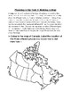 Planning a Trip - Project Based Learning for Grade 3 and Grade 4 (Canada)