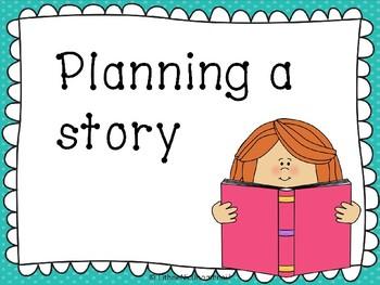 Planning a narrative