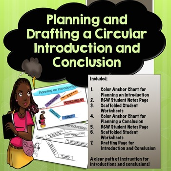 Planning and Drafting a Circular Introduction and Conclusi