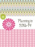 Planning for 2013-14