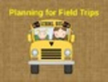Field Trip Planning Packet