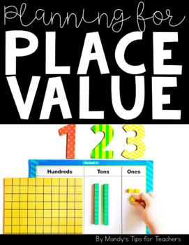 Planning for Place Value FREEBIE!