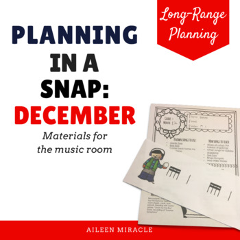 Planning in a Snap {December}