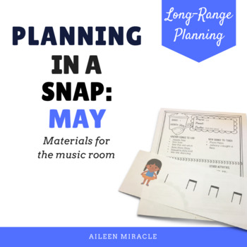 Music Planning in a Snap {May}