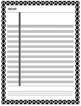 Plans and Grades templates