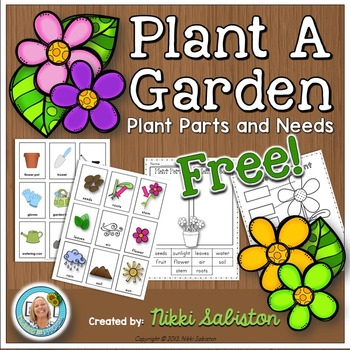 Plant A Garden: Science and Writing