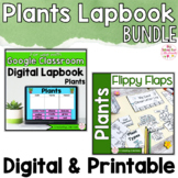 Plant Activities Interactive Notebook Digital and Printabl