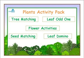 Plant Activity Pack