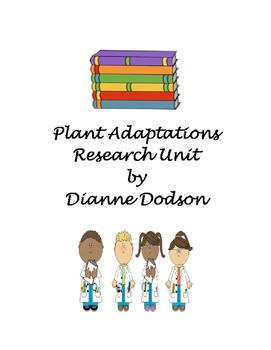 Plant Adaptatioins Research Unit