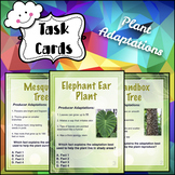 Task Cards: Plant Adaptation