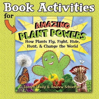 Plant Adaptations Book Activity