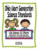 Plant Adaptations Tab Booklet (Ohio LS 3.2)