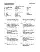Plant Anatomy Exam