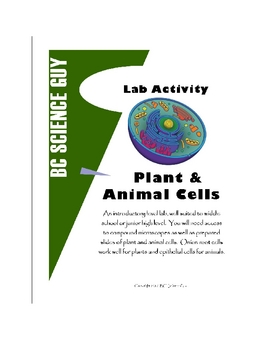 Plant & Animal Cell Lab