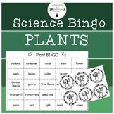 Plants-Third Grade Science Bingo