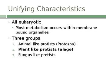 Plant Biology Unit