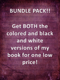 Plant Book Bundle- Colored and Black and White