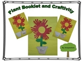 Plant Booklet and Craftivity