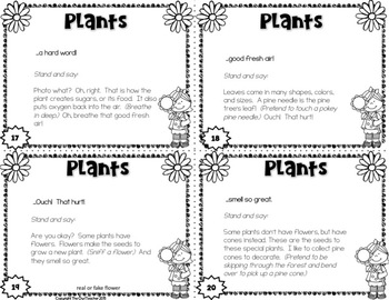 Plant Causation Cards