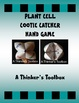 Plant Cell Cootie Catcher Hand Game