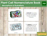 Plant Cell Nomenclature Book