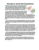 Plant-Cells-vs-Animal-Cells-Reading-Comprehension