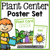 Plant Center Posters and Cards